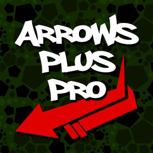 Arrows Plus Pro