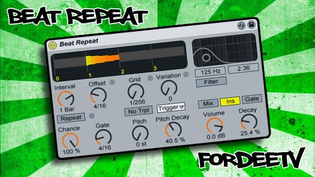Beat Repeat 01